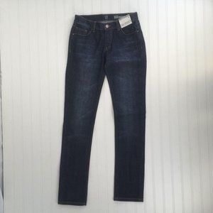 New York & Co Low Rise Skinny Jeans Womens Size 0